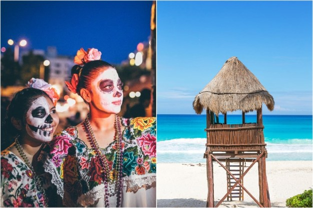 Mexico | 7 Best Countries For Female Solo Travelers | Brain Berries