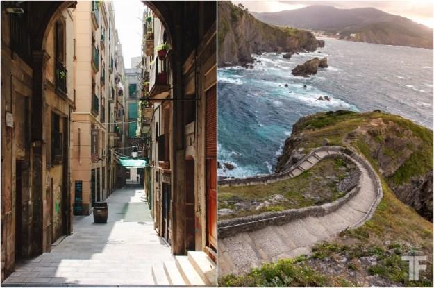 Spain | 7 Best Countries For Female Solo Travelers | Brain Berries