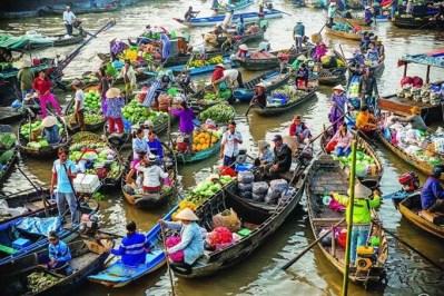 6 chợ nổi tiếng ở Việt Nam mà bạn sẽ thích thú khi ghé thăm   Brain Berries