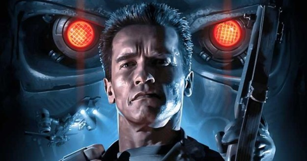 """Arnold Schwarzenegger in """"Terminator"""" 