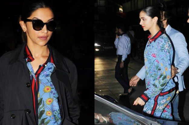 Gucci outfit | Deepika Padukone's Most Memorable Looks | Brain Berries