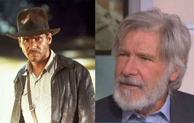 Harrison Ford   Top 8 Male Movie Icons of the 70s   Brain Berries
