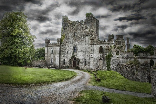 Leap Castle, Ireland | Top 9 Scariest Haunted Castles in Europe | Brain Berries