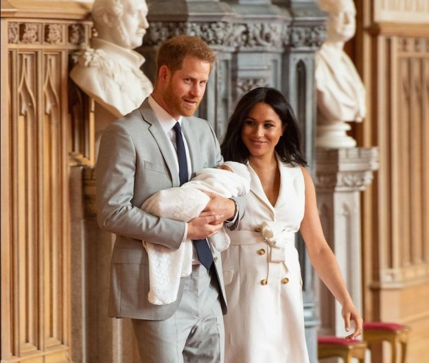 The Temperament | Meghan And Harry's Royal Baby: Everything You Need To Know | Brain Berries