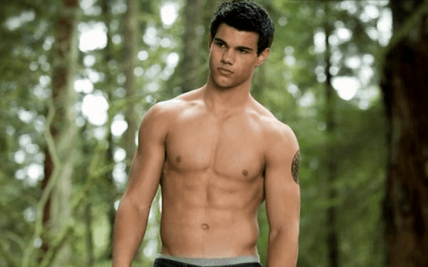 He wasn't thinking ahead | 6 Reasons Why Taylor Lautner's Movie Career Is Over | Brain Berries