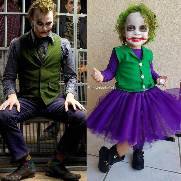 Joker | The Youngest Cosplayer You'll Be Jealous Of | Brain Berries
