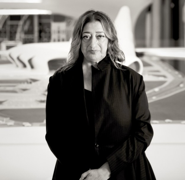 Архитектор Заха Хадид | Космические работы самой известной женщины-архитектора Захи Хадид | Brain Berries