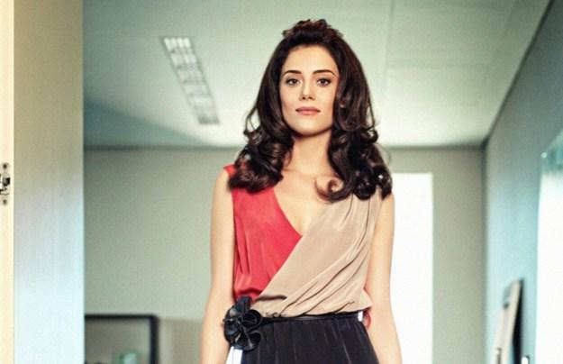 Джансу Дере | 10 турецких актрис, которые покорят вас своей красотой | Brain Berries