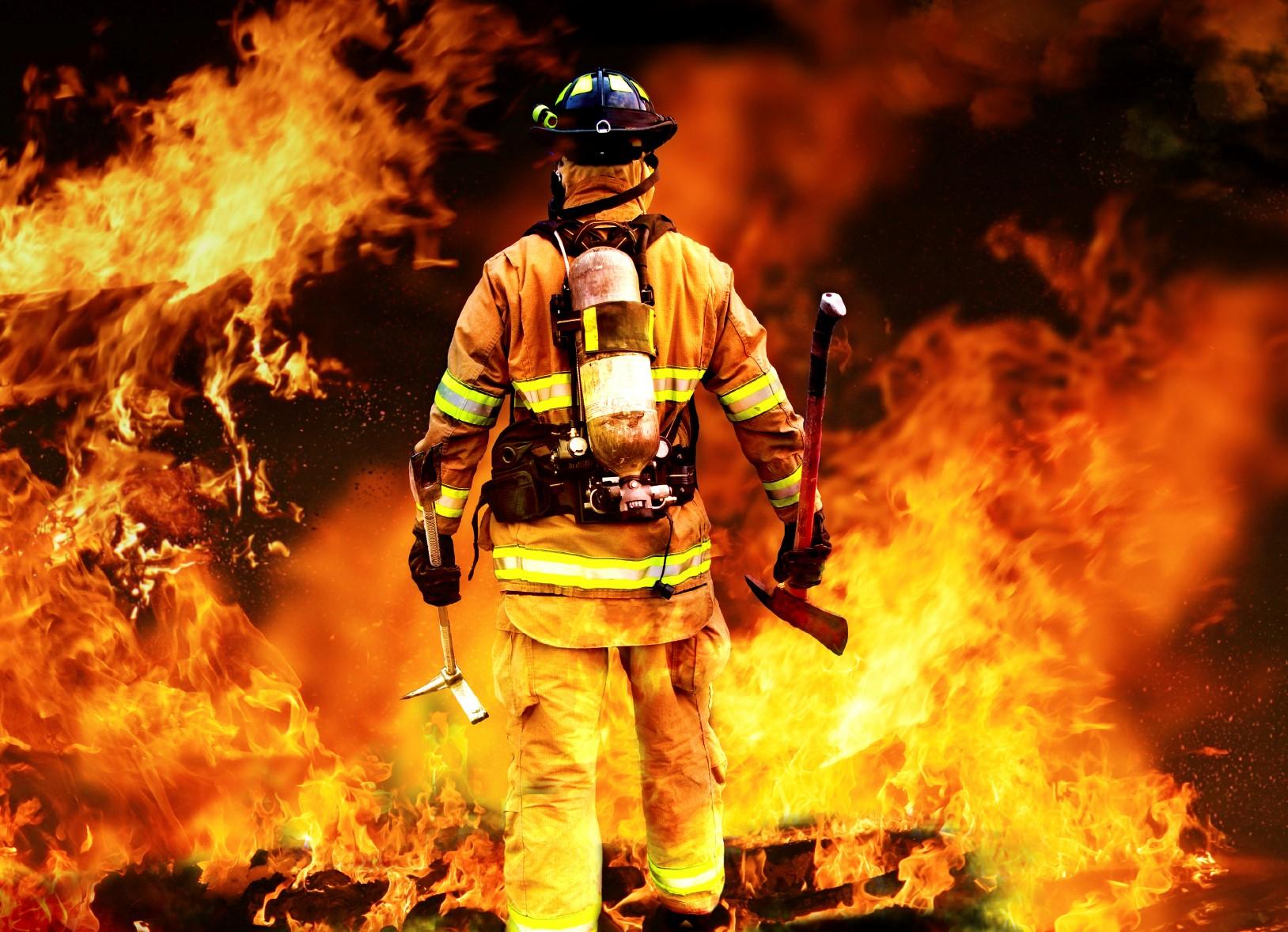 3. Firefighters   Top 9 Most Dangerous Jobs in the World   Brain Berries