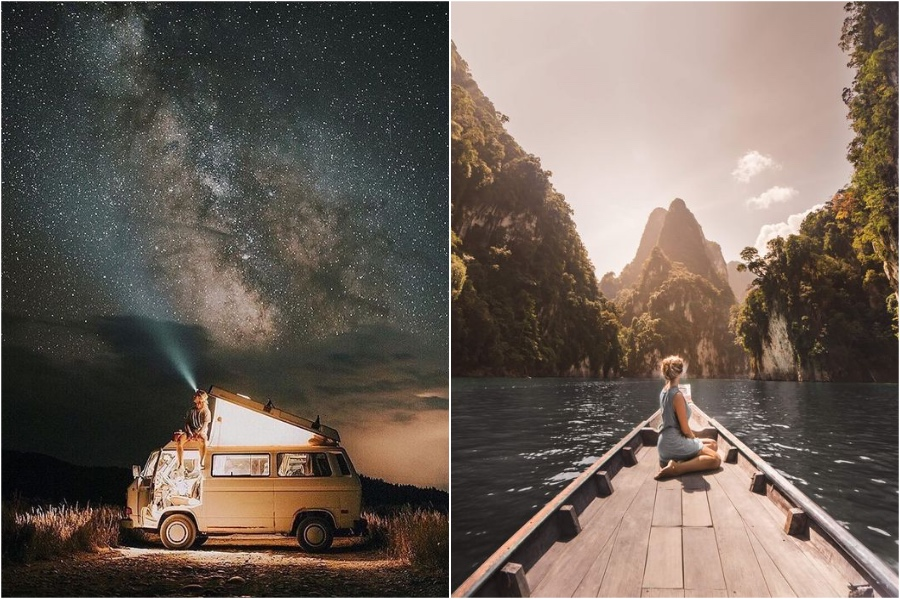 To Get Inspired | Top 9 Reasons Why People Travel | Brain Berries
