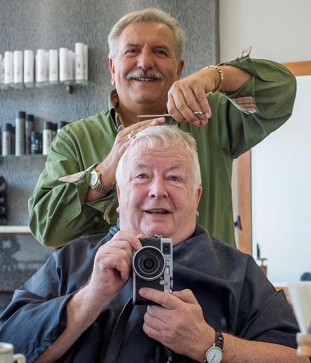 barber selfies 5