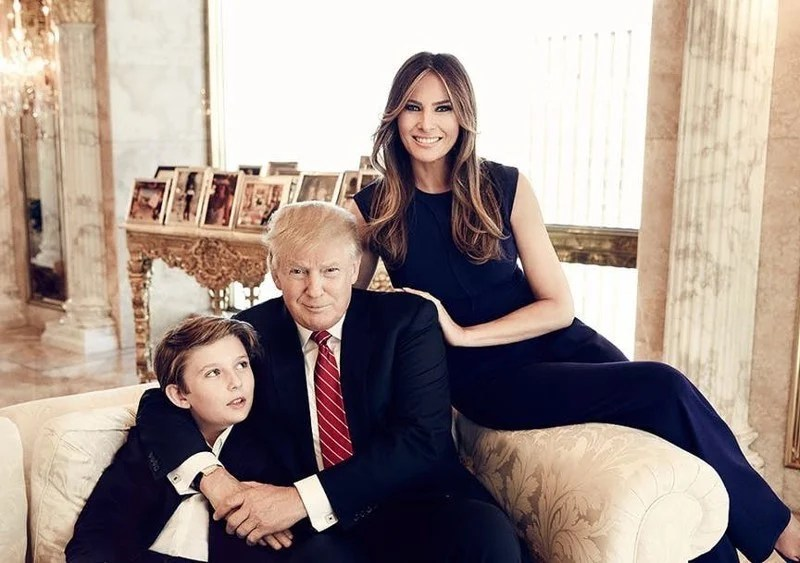 1. Barron is Donald and Melania's only child | 10 Curious Little-Known Facts About Barron Trump | Brain Berries