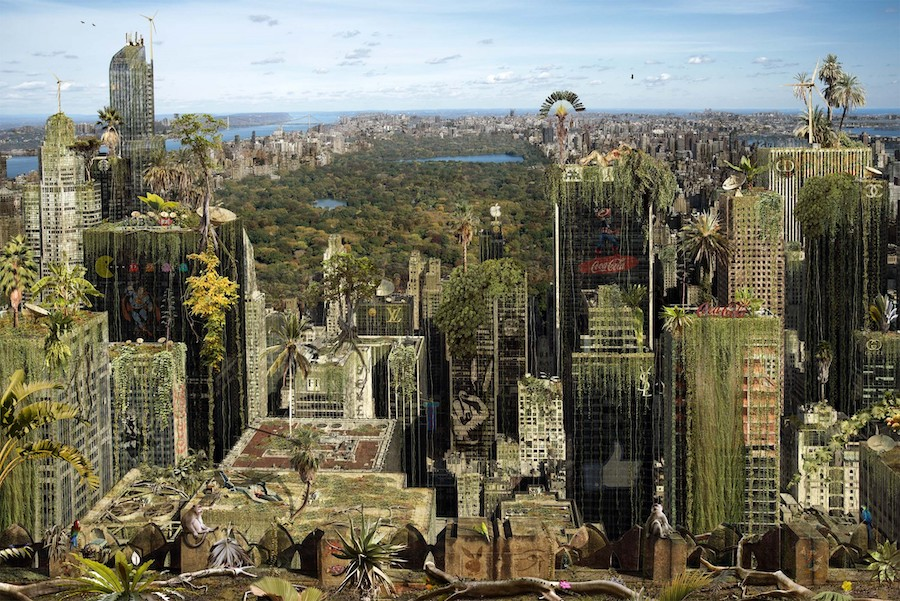 What Would Cities Look Like If Humans Disappeared #5   Brain Berries