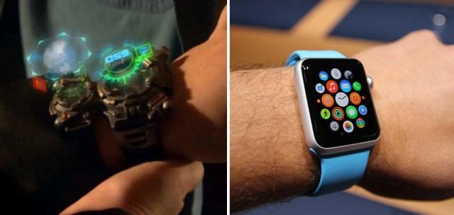 ساعات ذكية |  10 اختراعات علمية خيالية انتقلت من الشاشة إلى الحياة الواقعية |  زيسترادار