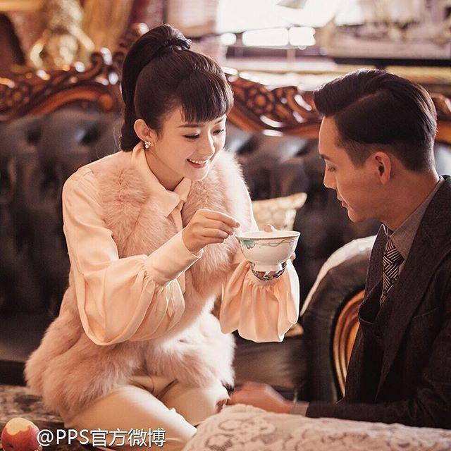 趙麗穎 - 花千骨威力依舊登百度年度熱搜榜首打敗范冰冰林心如、驚傳未成名就已婚、晉升科技公司副總裁