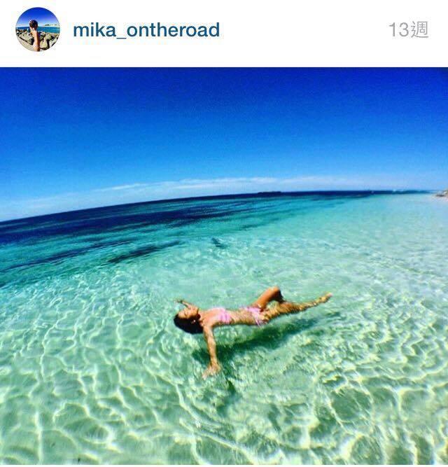 Mika - 勇敢又特別的正妹女大生,鄉民激推、已戀愛