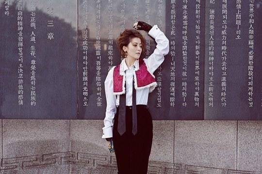金喜善 - 韓國第一美女