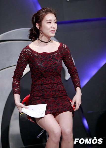 趙恩靜 - 南韓LCK最美電競女主持人離職OGN大批粉絲心都碎了、大魔王Faker緋聞女友
