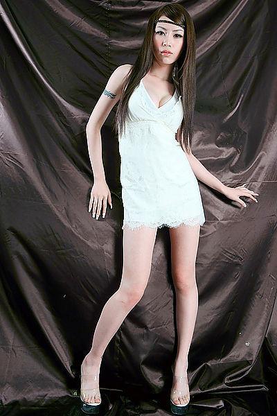 李妮可 - Nicole、性感爆奶正妹Show Girl、舉牌刺青模特內衣驚豔蕾絲丁字褲美臀