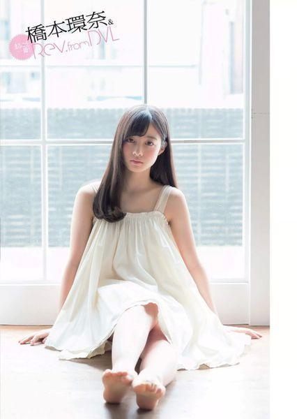 橋本環奈 - 婚紗照曝光天使美姿讓粉絲想求婚、日本千年難得一見天使臉孔美少女三次元偶像降臨、超萌小蘿莉超新星網路上爆紅、可惡脹奶想揉宅男意淫最久的清純偶像