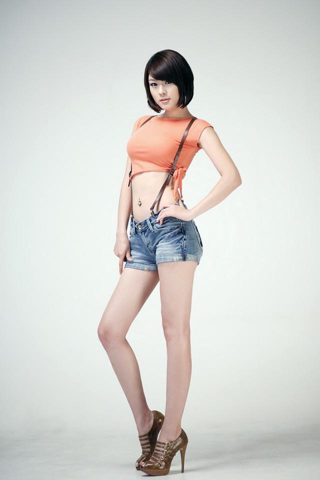 黃美姬 - 韓國性感巨乳極品車模、韓國三大車模甜美無限誘惑、最美寶貝豐滿誘惑S曲線