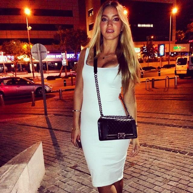 哈罕姆 - 以色列超辣女律師Yarden Haham、她不是AV女優狂秀比基尼身材實在太火辣、13萬網友大喊:我有罪