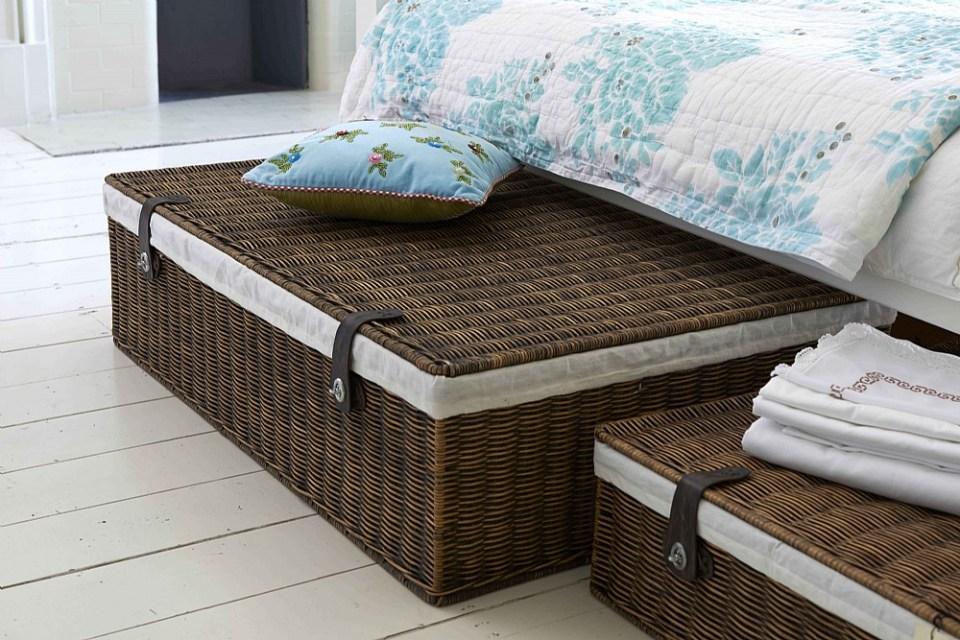 6. Under Bed Storage - 10 Genius Ways to Organize Your Closet