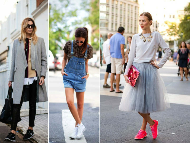 Flats, Slides, and Sneakers