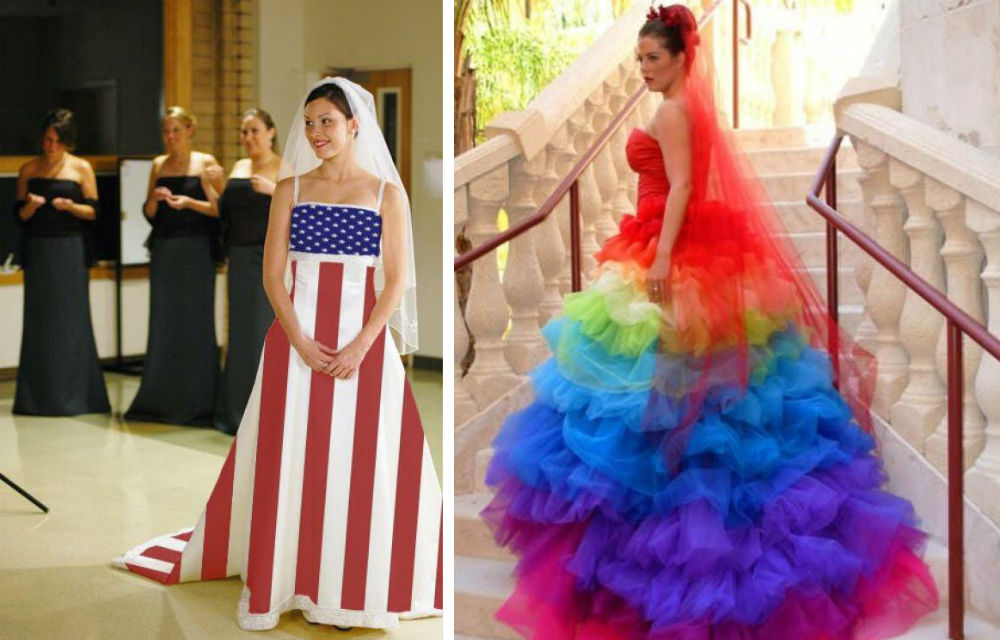 13 Of The Worst Wedding Dresses You've Ever Seen