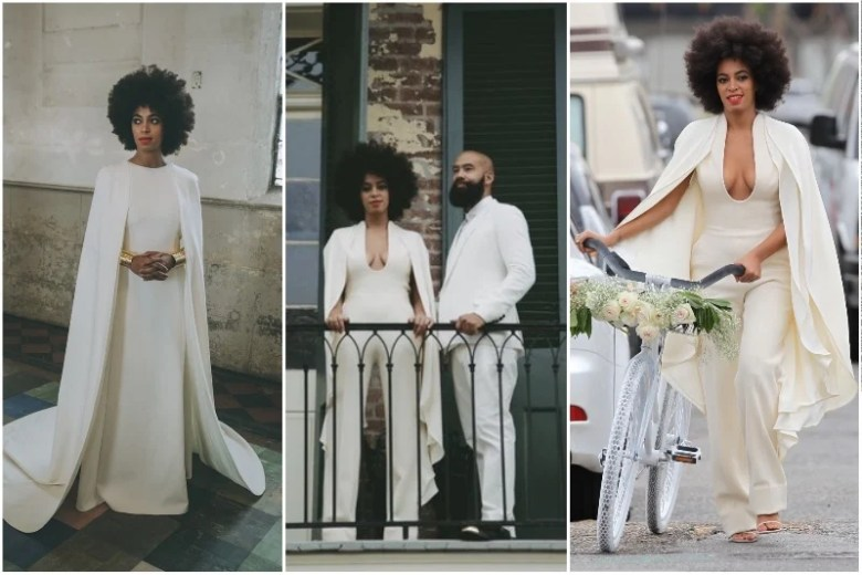 10_Celebrity_Brides_Who_Wore_Non-Traditional_Wedding_Dresses_1