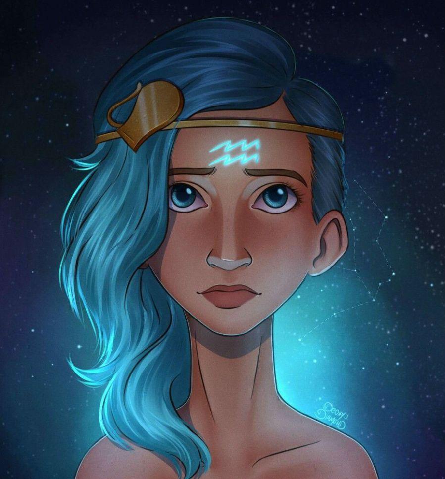 Acuario | Las 12 Mejores Novias/Esposas Según El Zodiaco (De La Peor A La Mejor) | Her Beauty