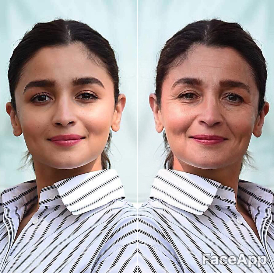 Alia Bhatt | What Bollywood Stars Will Look Like When They Grow Old | Her Beauty