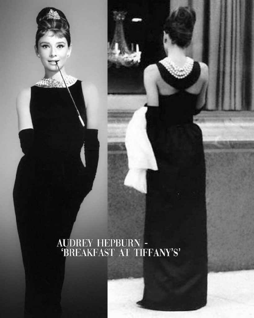 Audrey Hepburn – Breakfast At Tiffany's | 15 Iconic Movie Dresses You Wish You Could Wear | HerBeauty