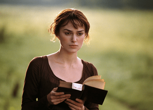 Elizabeth Bennet, Pride and Prejudice | 10 Best Female Characters in Literature | Her Beauty