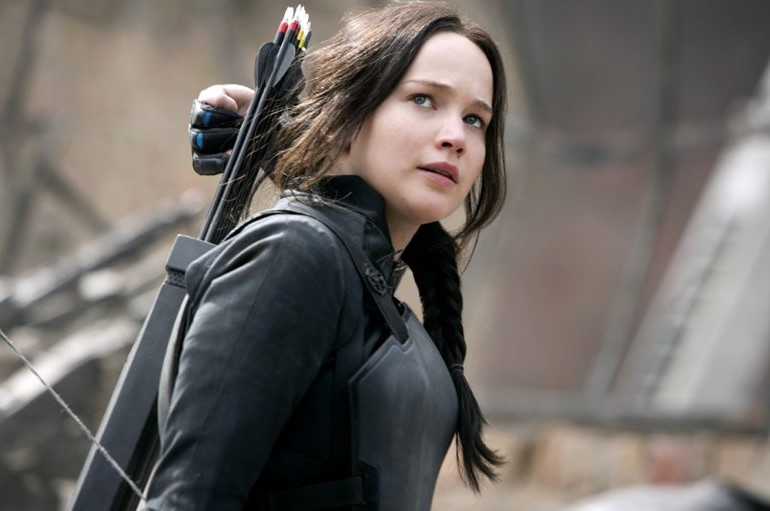 Katniss Everdeen, Hunger Games | 10 Best Female Characters in Literature | Her Beauty