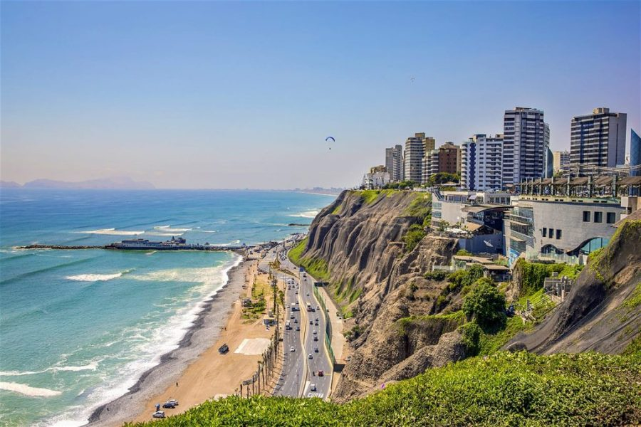 Lima, Peru | 10 Perfectly Cool Destinations for When You Just Can't Take the Summer Heat | Her Beauty