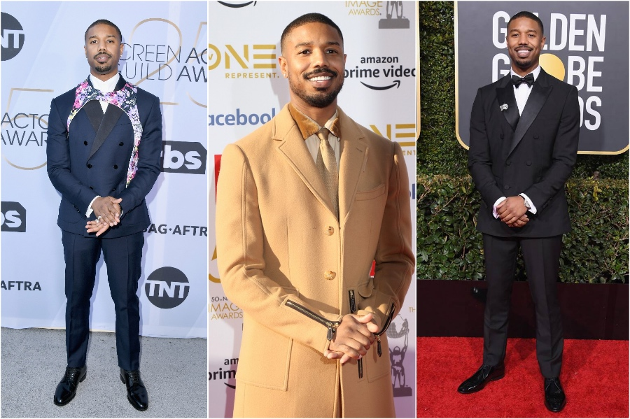 Michael B. Jordan | 11 Signature Celebrity Poses You Probably Never Noticed | Her Beauty