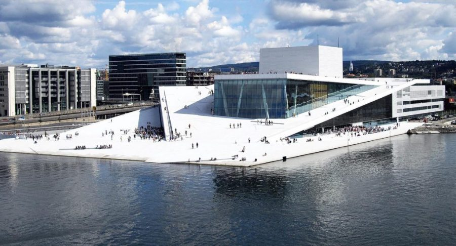 Oslo, Norway | 10 Perfectly Cool Destinations for When You Just Can't Take the Summer Heat | Her Beauty