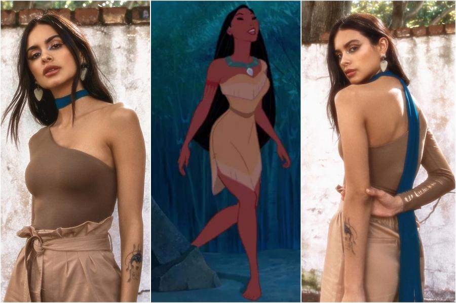 Pocahontas | Her Beauty