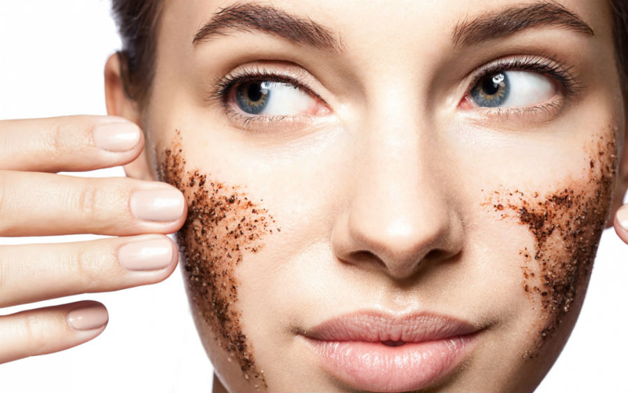 Exfoliate regularly    9 Best Tips To Get Glowing Skin In Summer Naturally   Her Beauty
