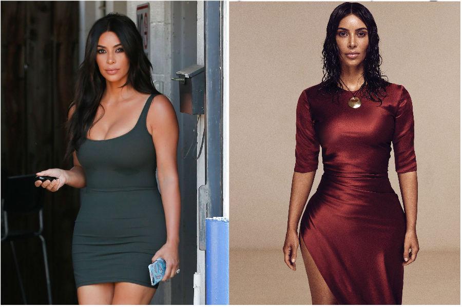 Kim Kardashian | Celebs Who Got Super Skinny | Her Beauty
