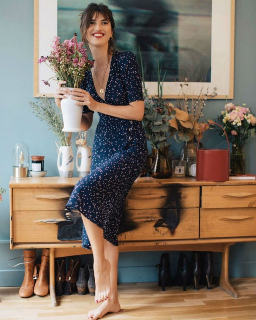 Романтичное, в стиле 40-х   Летнее платье   Her Beauty