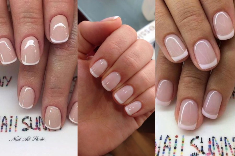 8 Fresh French Manicure Design Ideas | Her Beauty