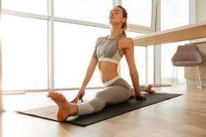 8 упражнений, которые помогут вам быстро и безболезненно сесть на шпагат   Her Beauty