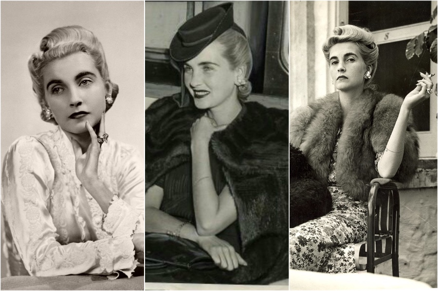 Barbara Hutton | 10 Style Icons of the '30s and '40s | Her Beauty