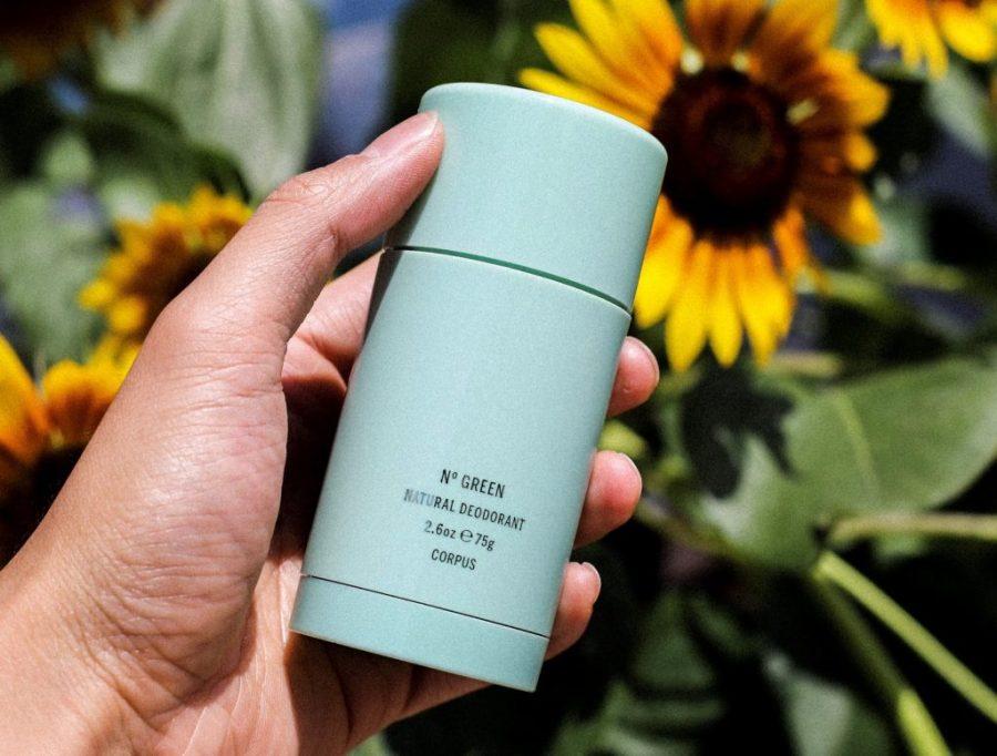 Corpus Third Rose Deodorant  | 10 Best Natural Deodorants For Women | Her Beauty