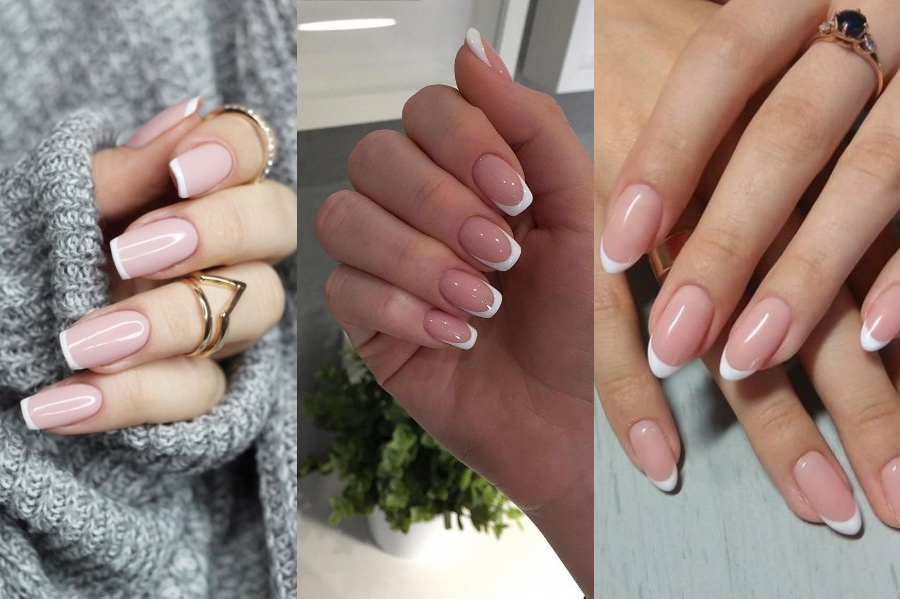 What Is A French Manicure | 8 Fresh French Manicure Design Ideas | Her Beauty