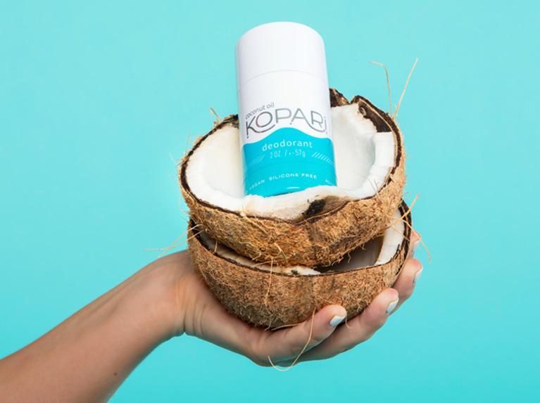 Kopari Coconut Deodorant  | 10 Best Natural Deodorants For Women | Her Beauty