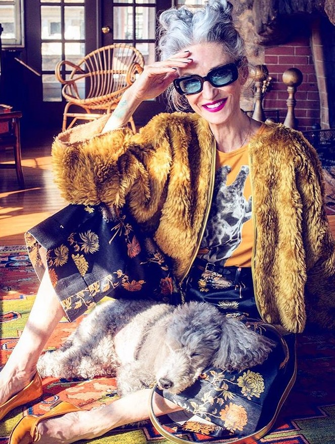 Linda Rodin | 12 Over-50 Women With Ridiculously Good Style | Her Beauty