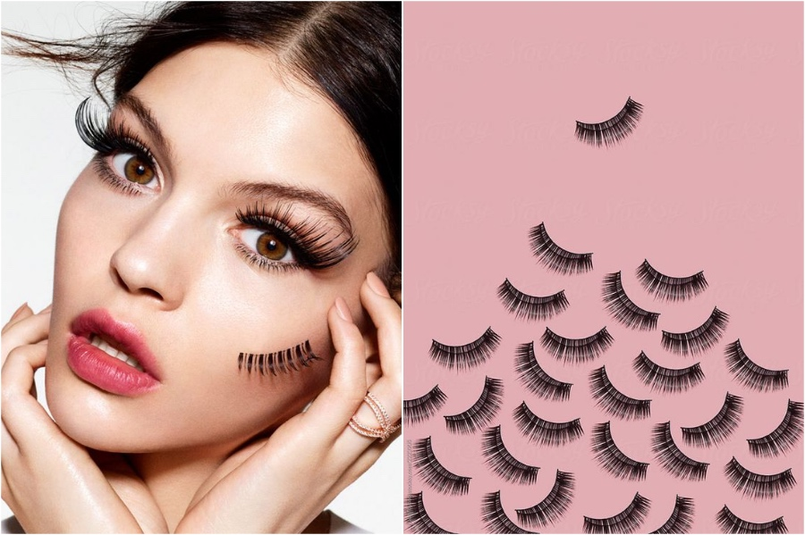How Do Magnetic Eyelashes Work    Magnetic Eyelashes: What Are They And Do They Work?   Her Beauty